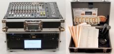 Unser Technik-Verleih bietet umfangreiches Equipment für Ihr Event.