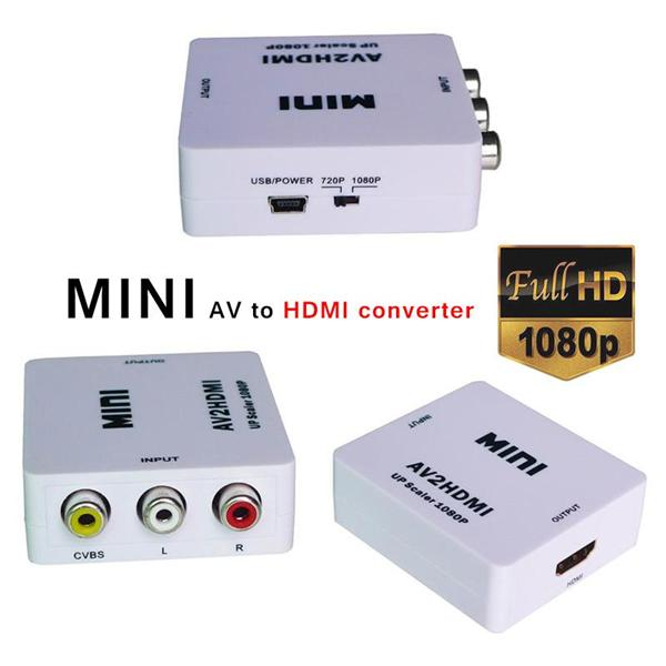AV2HDMI Adapter